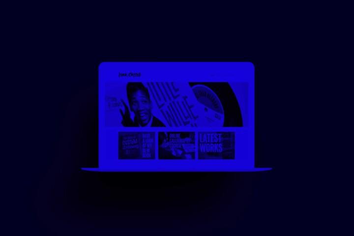 Ivan Castro Website