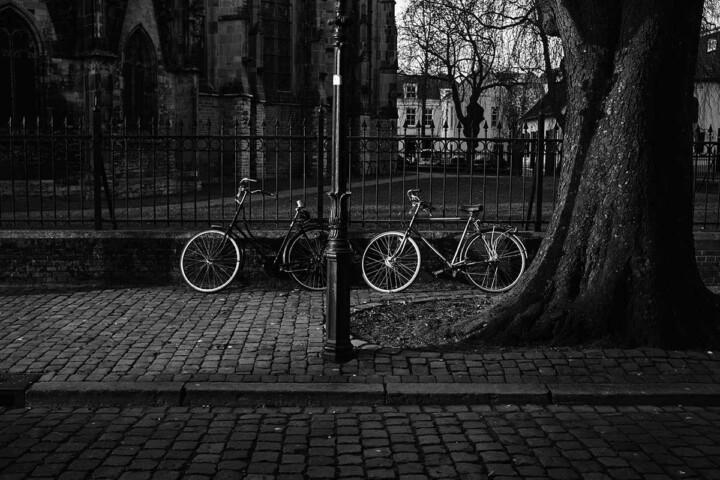 Bicycles in s-Hertogenbosch